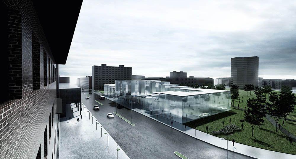 Super Push Museum de  Venturella y Scotucci arquitectos