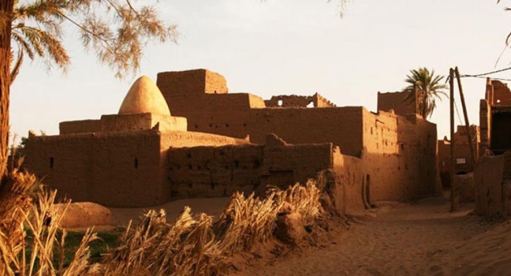 Taller de Arquitectura y Construcción con tierra en el sur de Marruecos