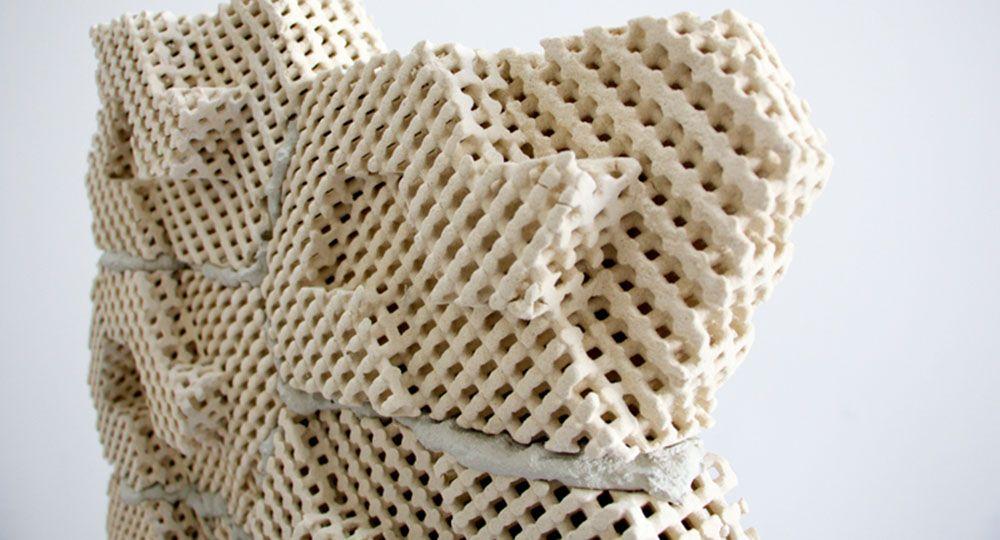 Tecnología de la arquitectura: enfriamiento pasivo con Cool Bricks.