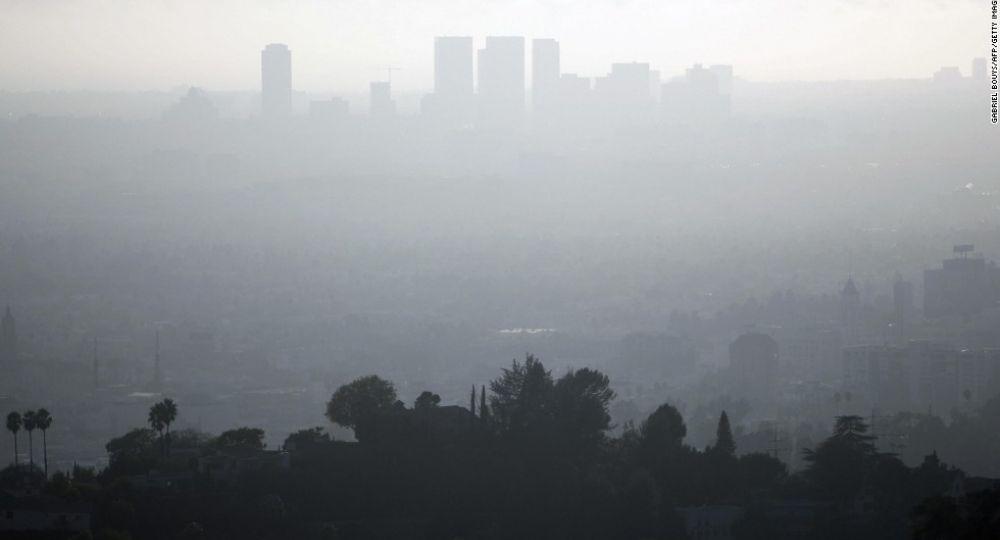 Arquitectura capaz de reducir los niveles de polución ambiental: tejas de hormigón que reducen la niebla tóxica.