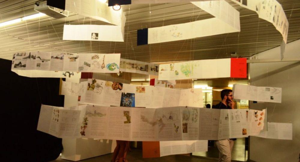 """Tesis: """"Enric Miralles. El dibujo de la Imaginación"""", algo más que un homenaje"""