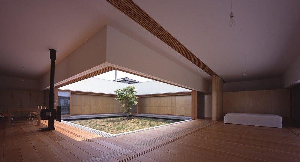 Vidas sin tabiques: la arquitectura residencial de Tezuka Architects