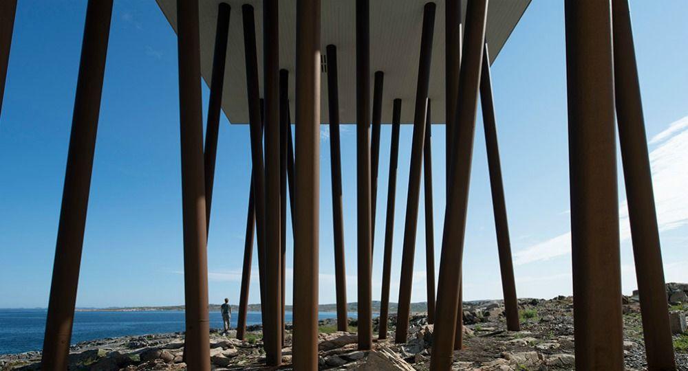 Todd Saunders. Arquitecto canadiense en Noruega