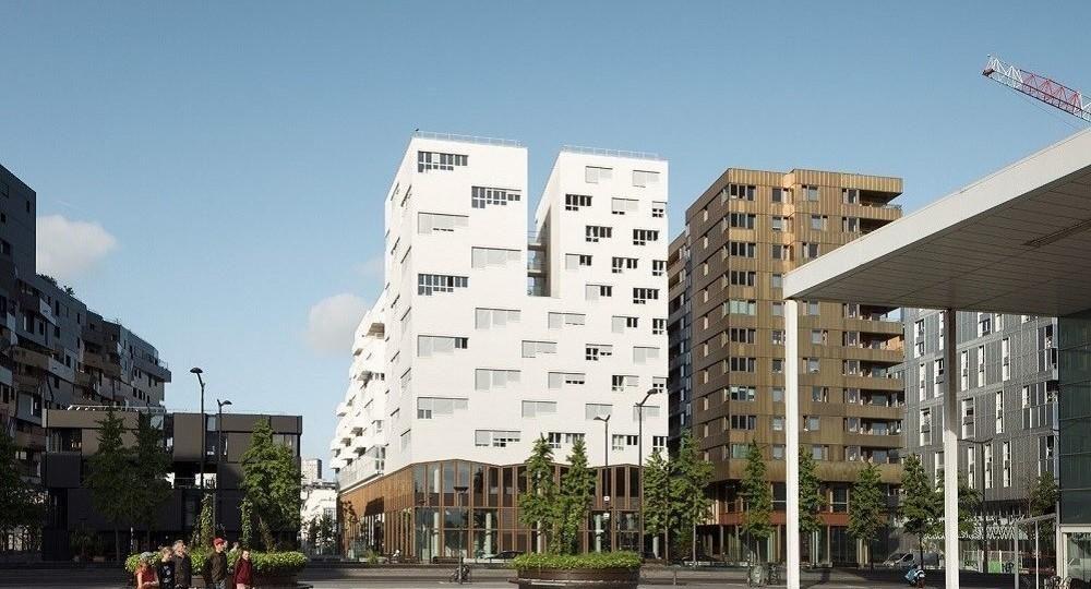 Vivir en el nuevo París: ZAC Tolbiac Chevaleret de SOA Architectes