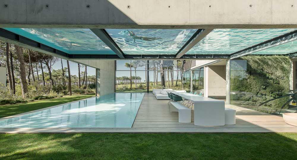 TOP 5 mejores piscinas integradas en la arquitectura
