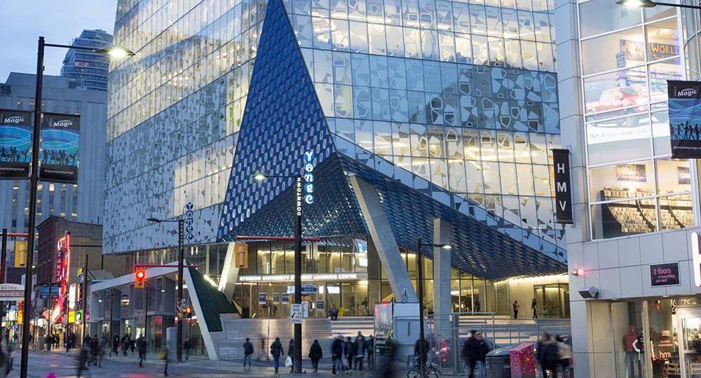 Centro de aprendizaje en Toronto de Snøhetta Architects