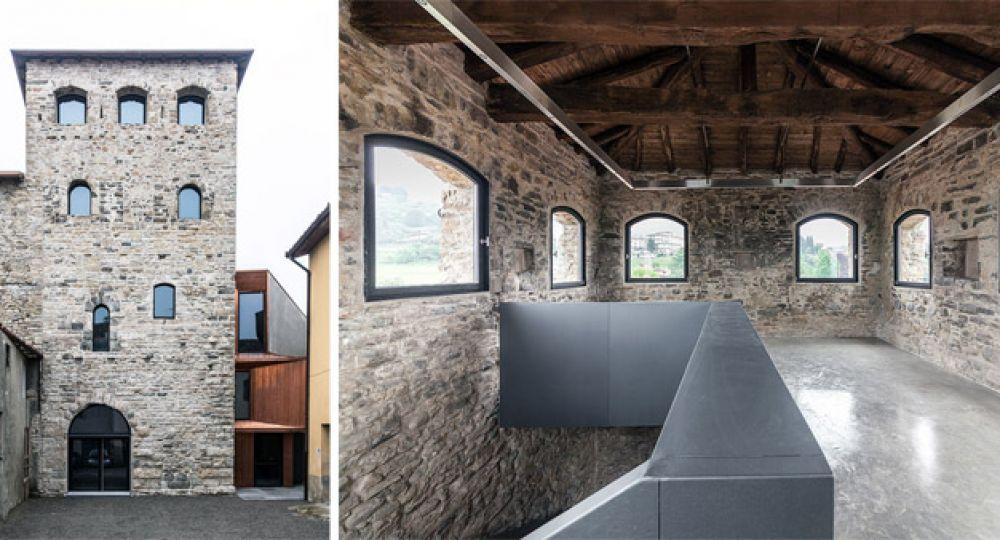 Recuperación y reutilización de arquitectura emblemática: La Torre del Borgo