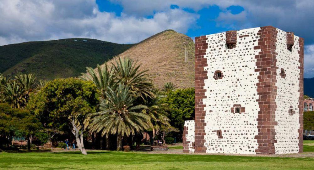 Torre del Conde. la Gomera