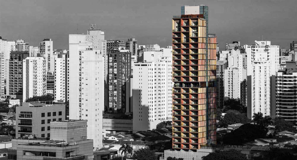 Arquitectura en altura: la Torre Forma Itaim, de B720 Fermín Vázquez Arquitectos