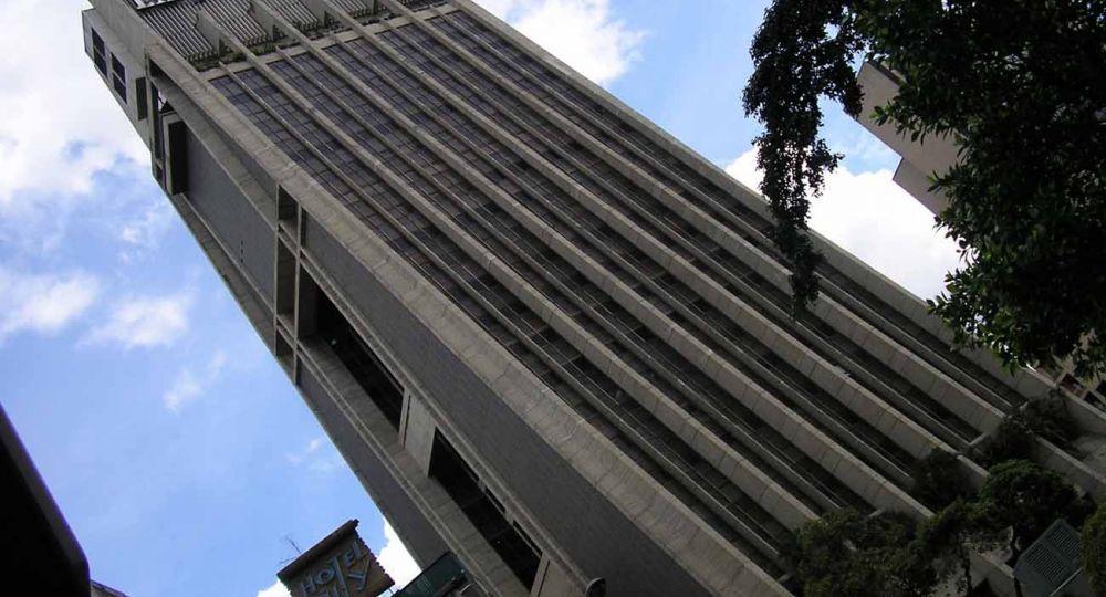 Torre La Previsora en Caracas