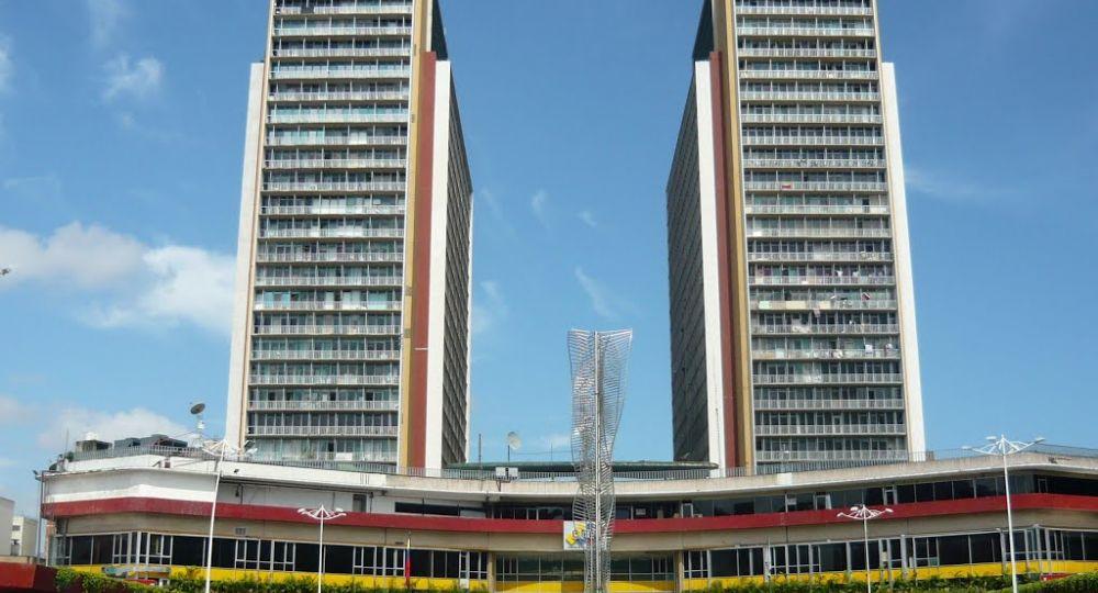 Torres Gemelas de Caracas: Las Torres de El  Silencio