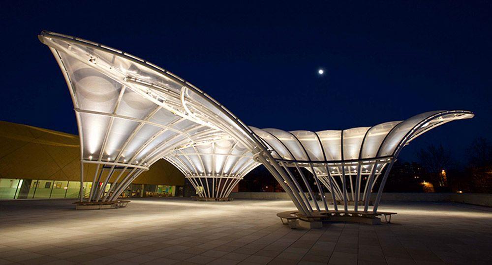 La arquitectura de Toshiko Mori Arhitect (TMA).