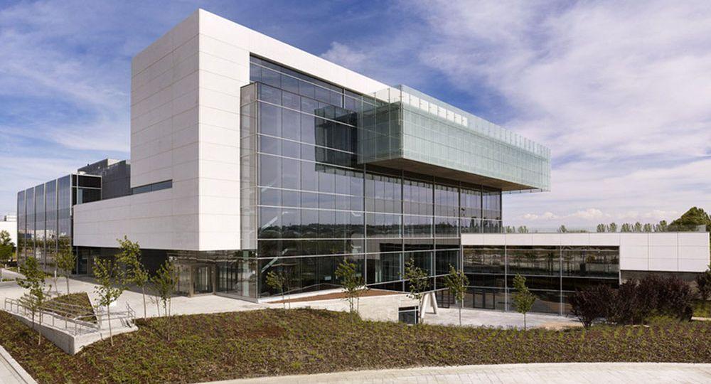 Complejo tecnológico I+D+I, Grupo Sistem de Touza arquitectos