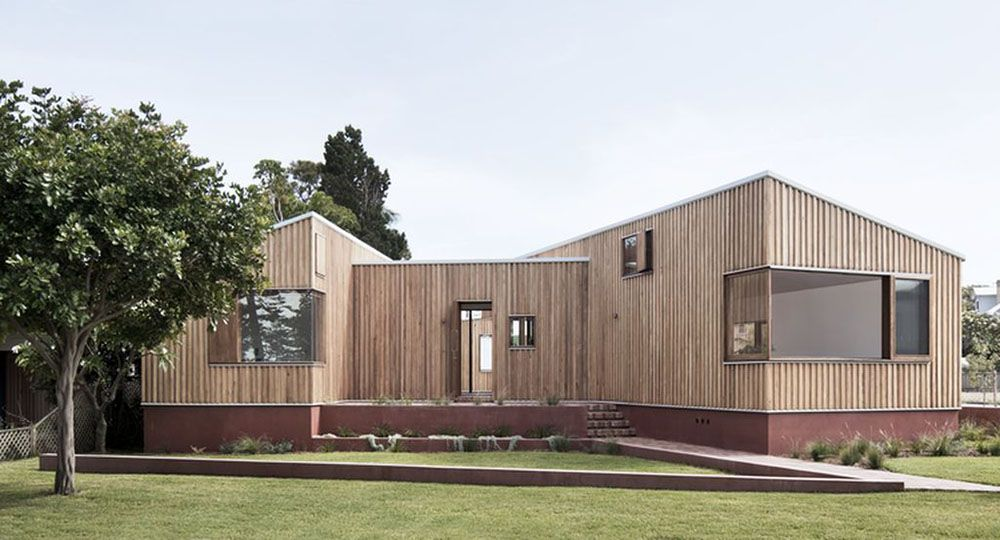 Three Piece House, una vivienda sostenible de TRIAS arquitectura.