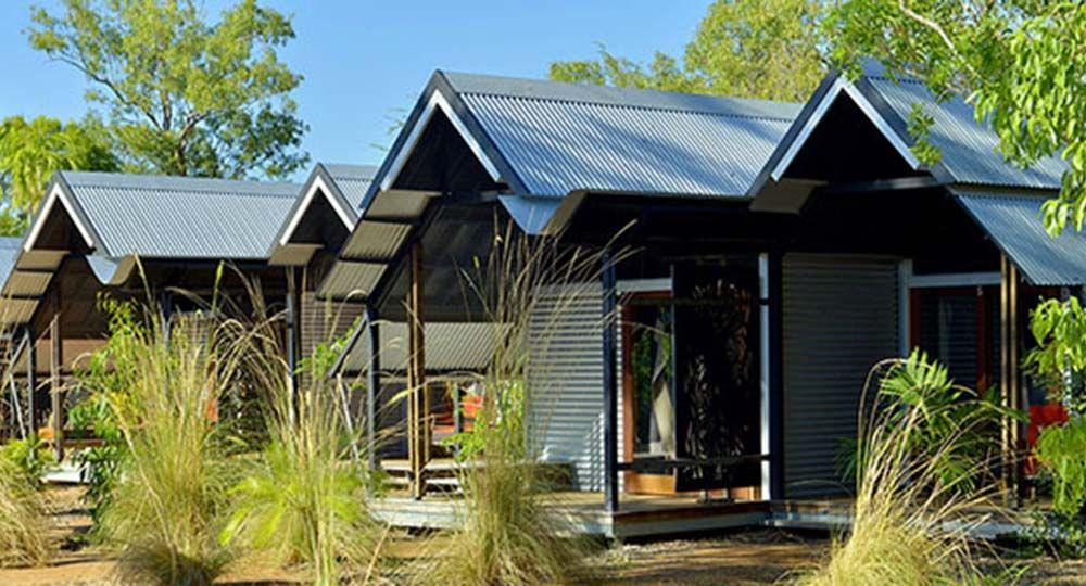 Troppo Architects, arquitectura contemporánea con el arraigo de la cultura aborigen australiana.
