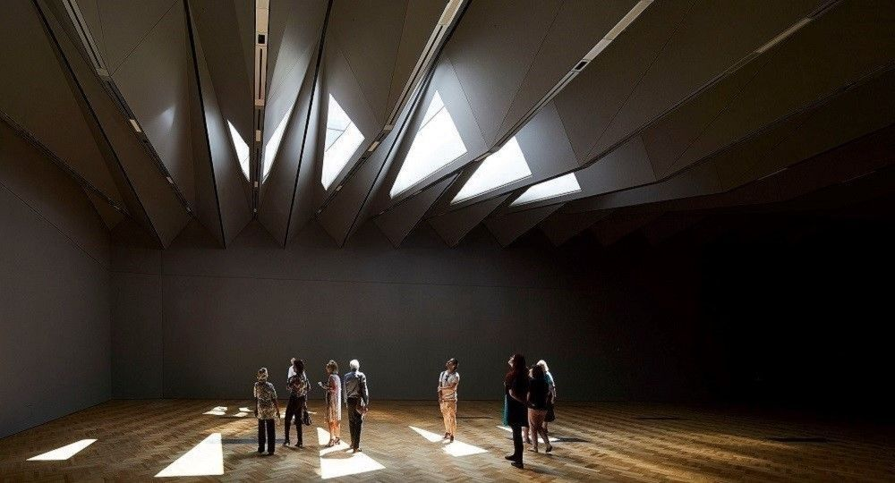 La nueva arquitectura del Victoria & Albert Museum de Londres, por AL_A
