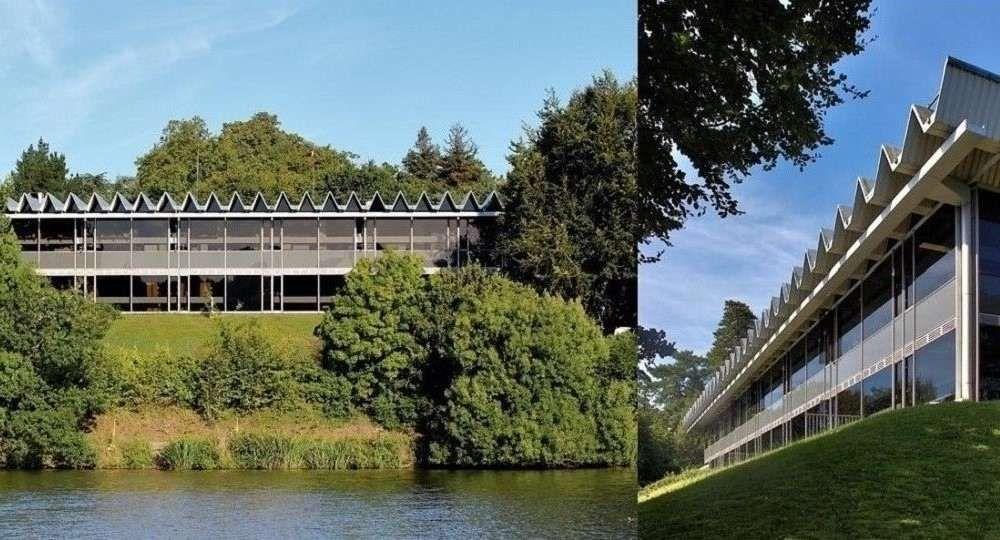 Geometría rigurosa: la obra de Vaudou Luthi Architectes