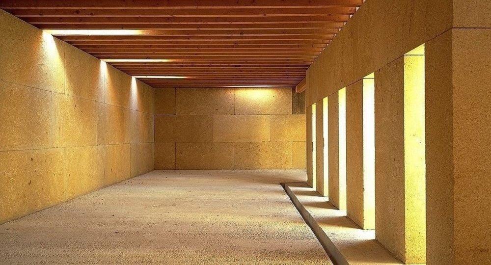 Ecología de piedra. La arquitectura del vino de Perraudin Architectes