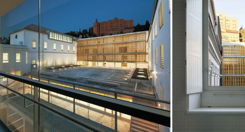 De hospital a Escuela de Arquitectura. Víctor López Cotelo Premio de Arquitectura Española 2015