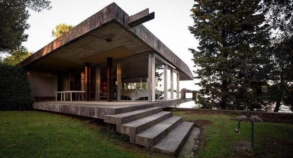Arquitectura italiana de los años 50: dos obras de Vittoriano Viganò