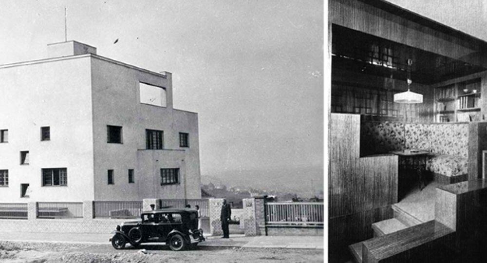Villa Müller: arquitectura del Raumplan