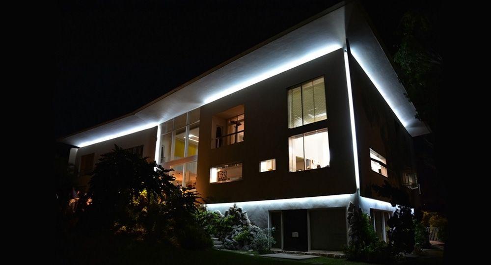 Casa Villa Planchart.Arquitecto Gio Ponti