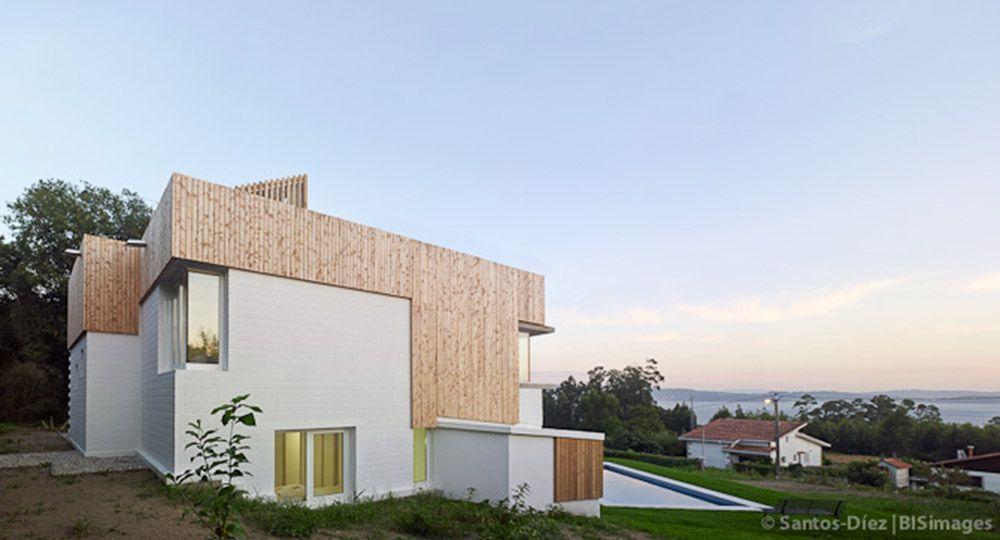 Vivienda en Sanxenxo, Pontevedra. Ameneiros Rey | HH arquitectos