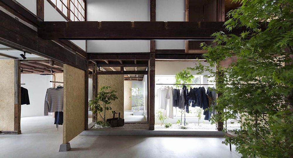 """""""Tienda Bankara"""": De vivienda japonesa tradicional a tienda vintage"""