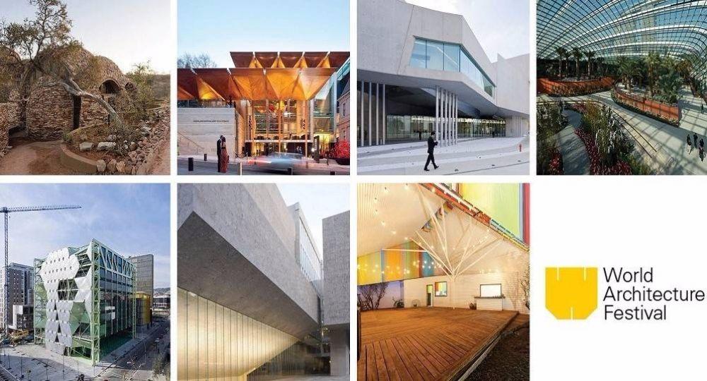 Décima edición de los Premios World Architecture Festival Berlín 2017