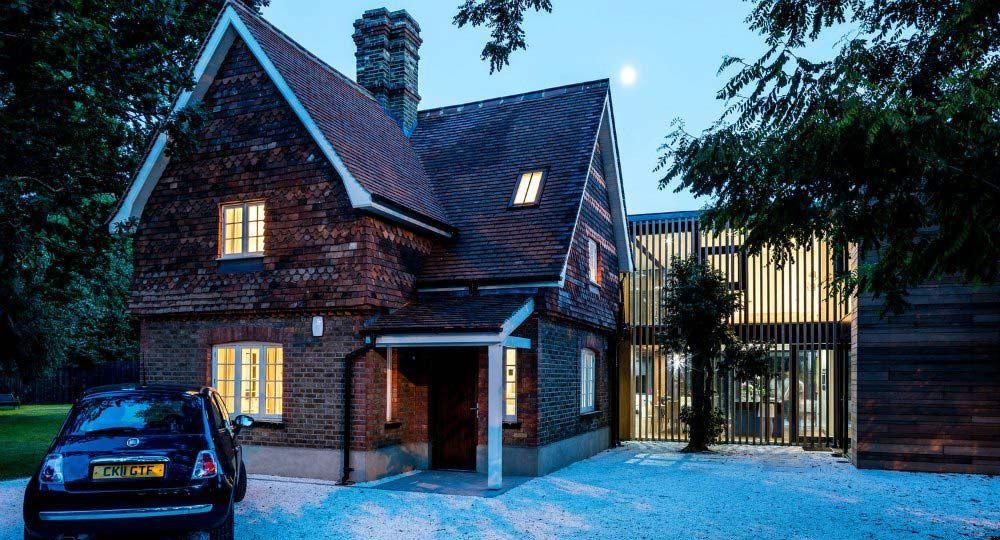 Warren Cottage. Ampliación y renovación de una vivienda tradicional inglesa