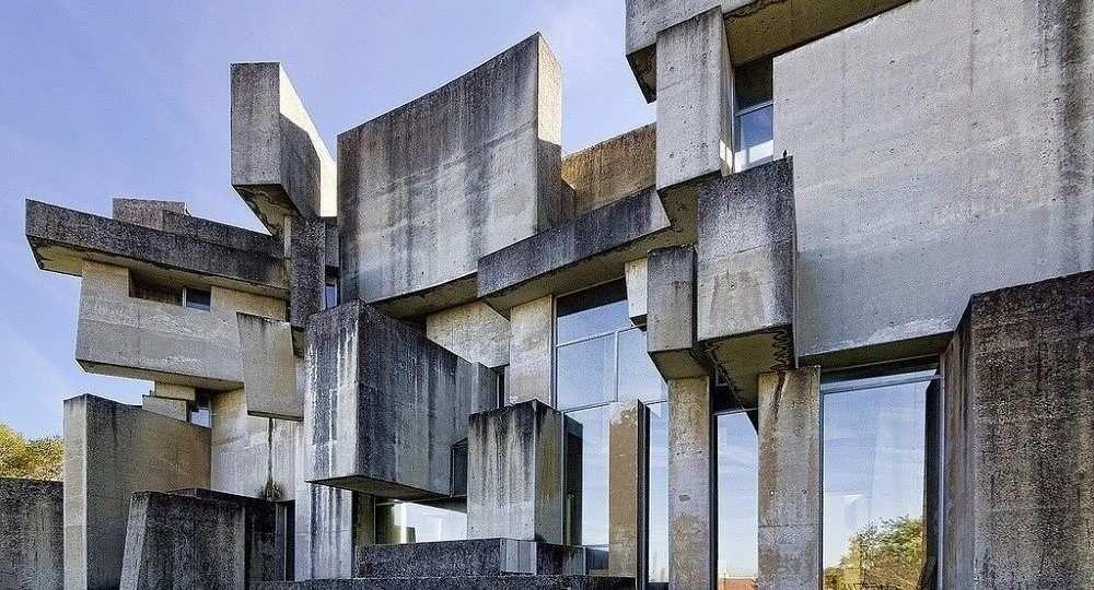 Fritz Wotruba: el escultor que soñó con esculpir la arquitectura