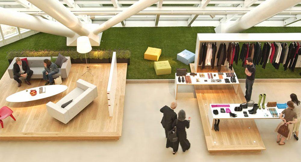 Sevil Peach: arquitectura y diseño.