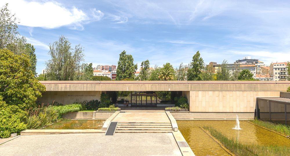 Fundación Calouste Gulbenkian, obra referente de la arquitectura Portuguesa