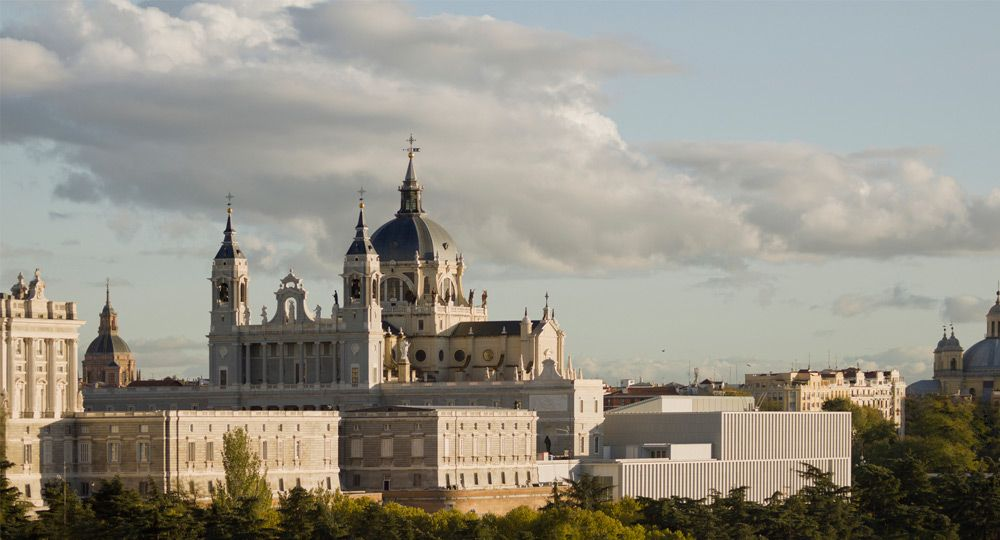 Museo de las Colecciones Reales de Tuñón + Mansilla Arquitectos