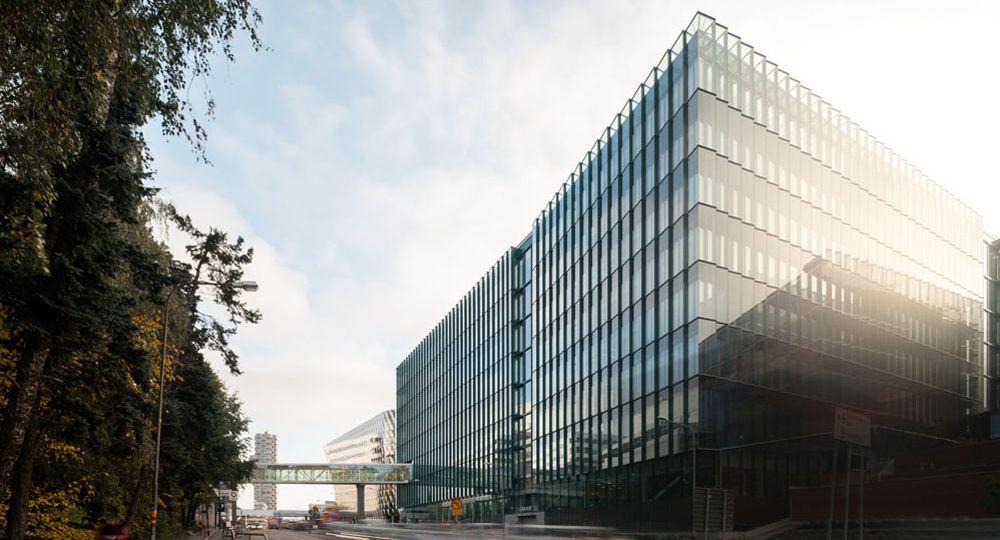 Biomedicum laboratorios  ícono para la investigación  mundial en Suecia