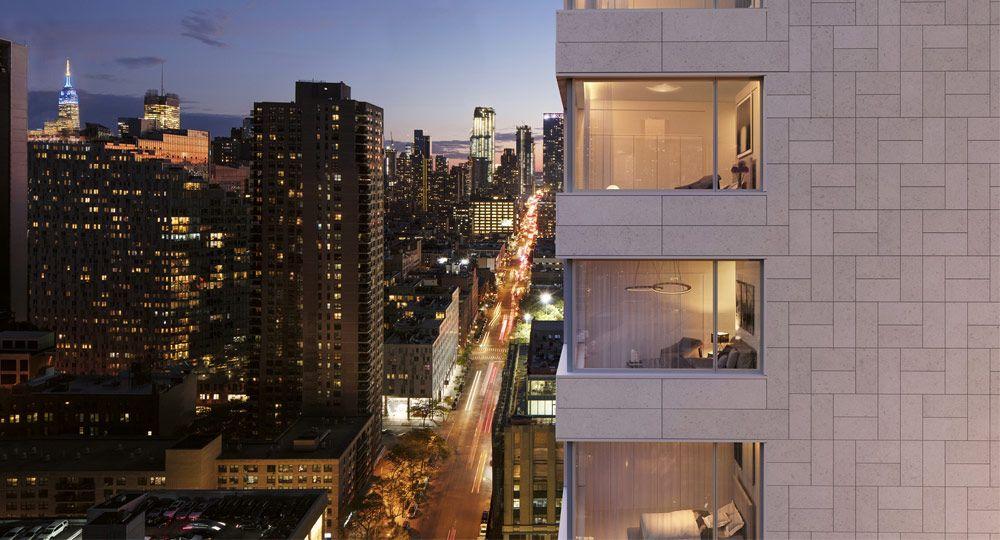 611 West 56th Street: Álvaro Siza diseña para la Gran Manzana