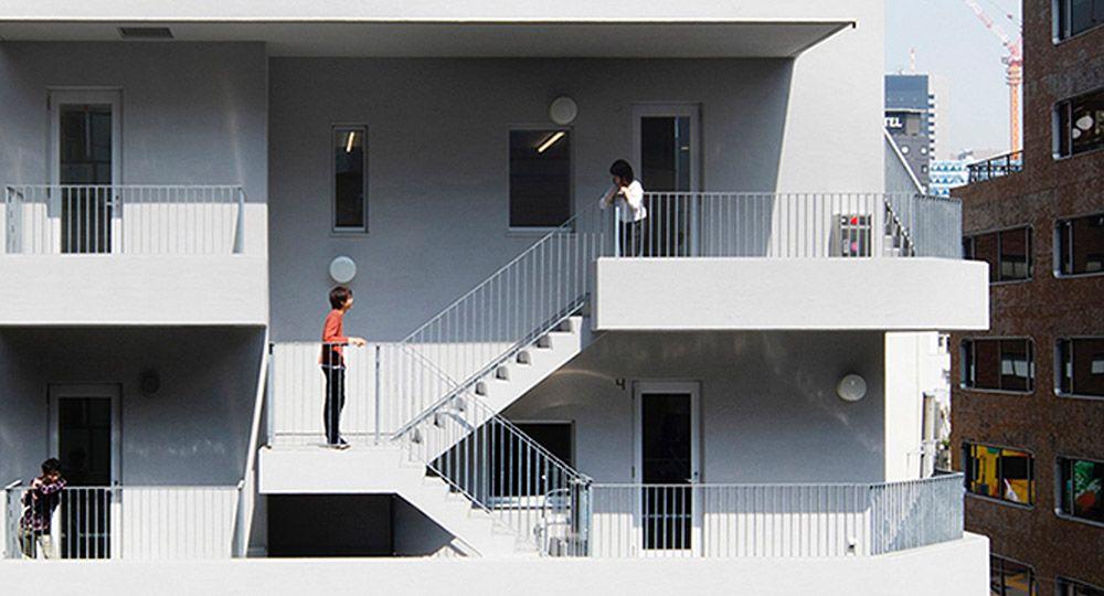 Arakawa, renovación arquitectónica que crea ciudad