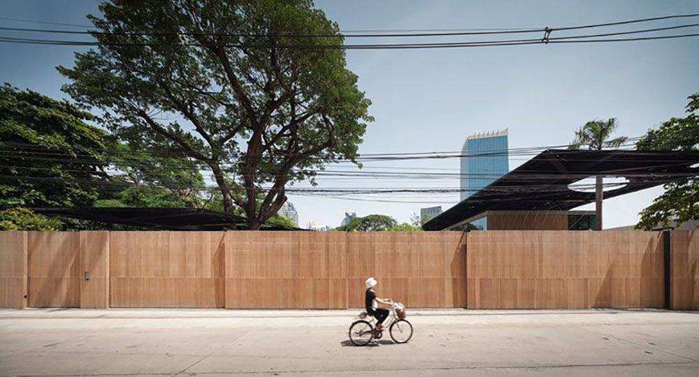 Arquitectura que aúna tradición y modernidad: Embajada de Austria en Bangkok, Tailandia
