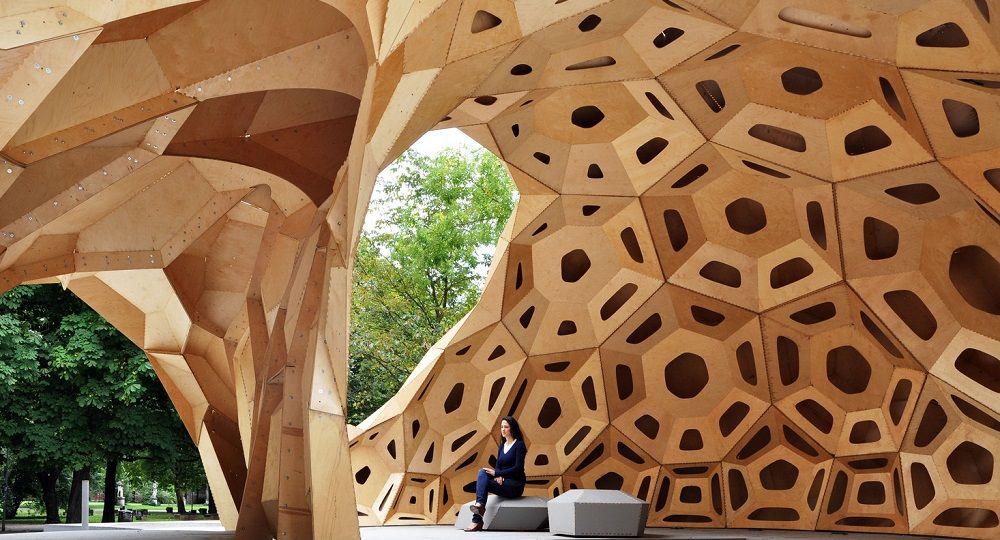 Arquitectura biomimética: los beneficios de inspirarse en la naturaleza