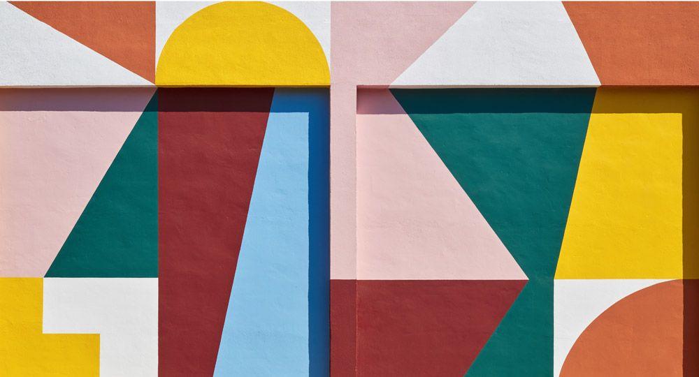 Hilando Colores: arquitectura industrial