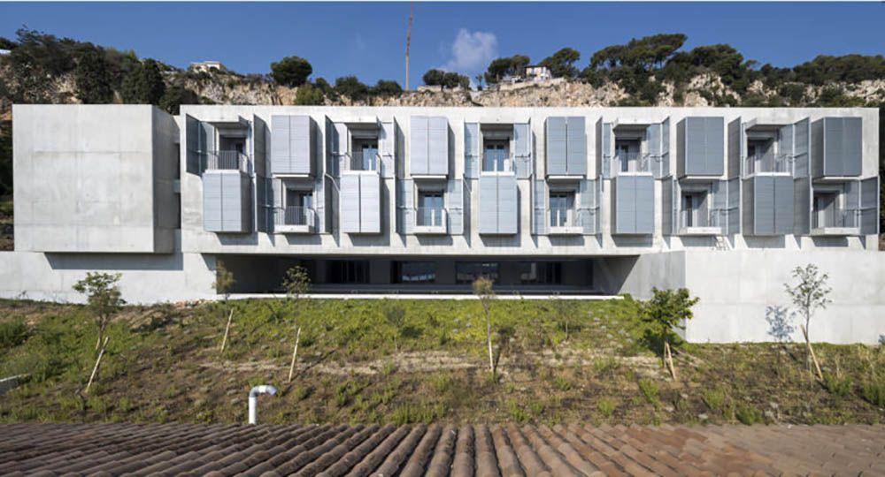 Residencia para investigadores en el Institut de la Mer