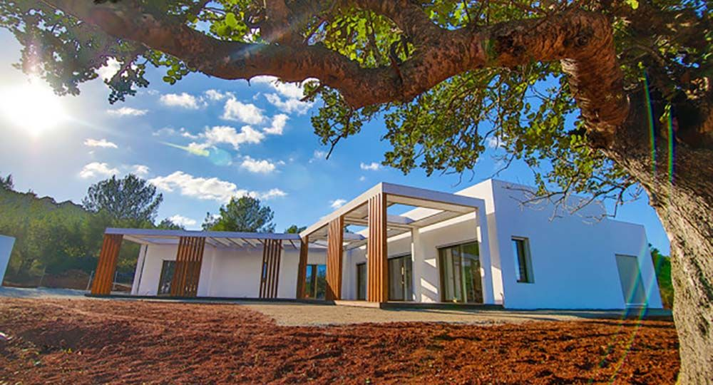 Can Tanca, la quinta vivienda del mundo en conseguir la certificación Passivhaus Premium.