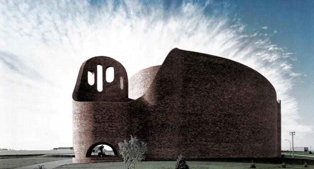 La arquitectura envolvente de Douglas Cardinal