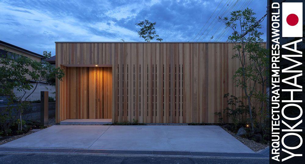Casa en Akashi. Naturaleza y arquitectura minimalista japonesa