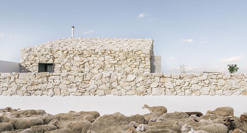 Reflexiones sobra la arquitectura rural: La casa Calixto