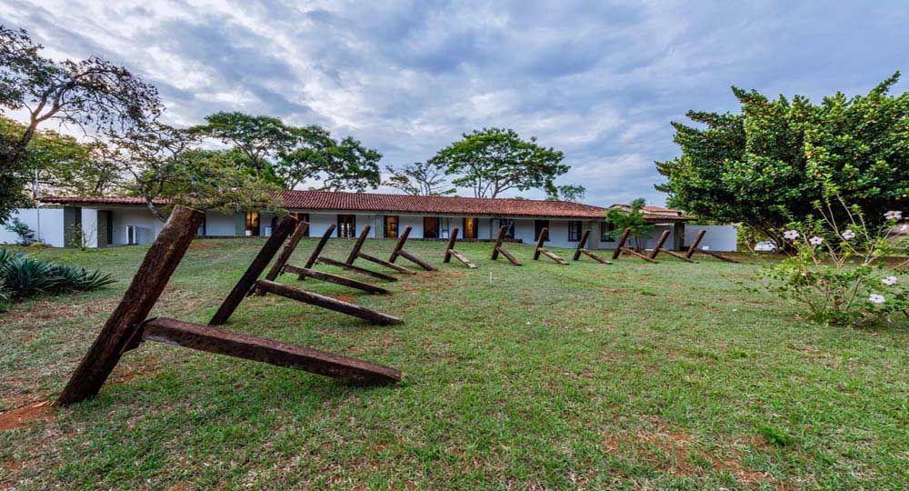La obra  desconocida de  Oscar Niemeyer: Casa colonial en Brasilia