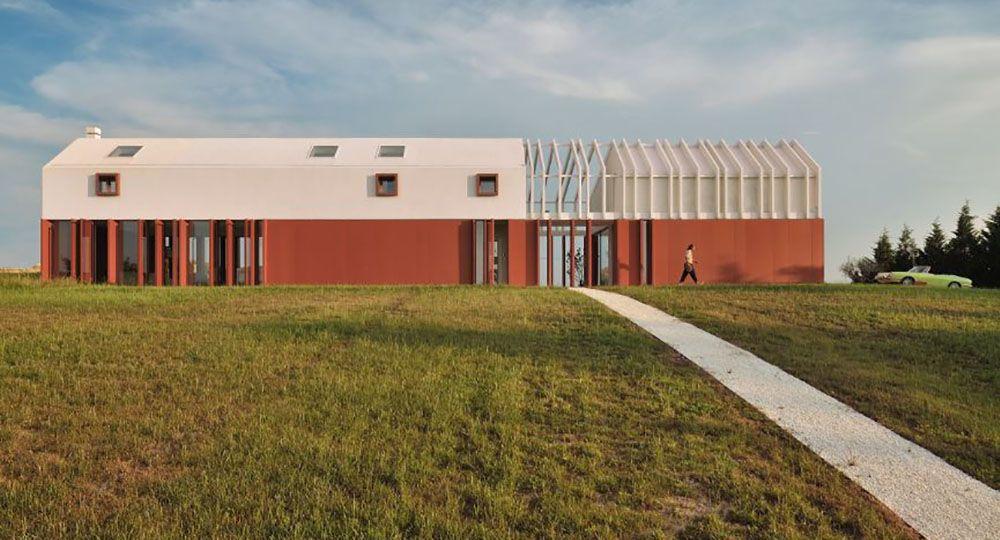Arquitectura rural contemporánea. Casa di Confine, Simone Subissati.