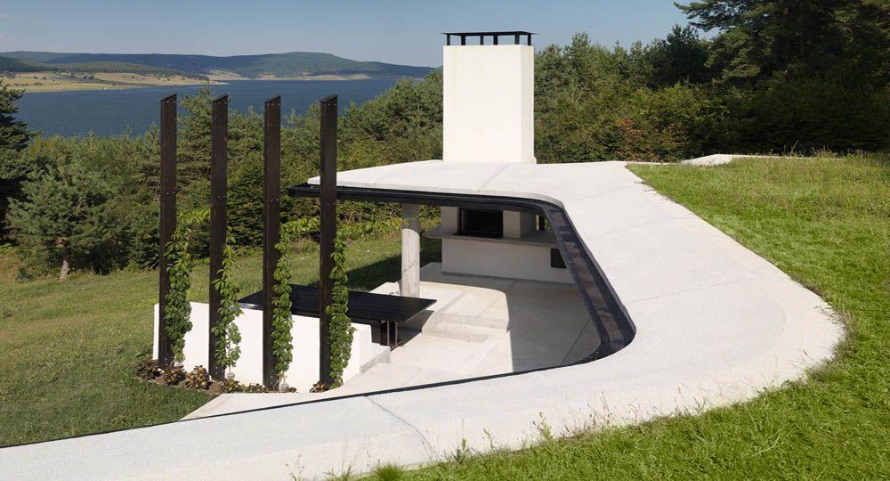 Casa en el  lago de Batak  Bulgaria