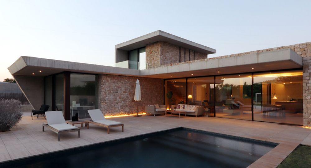 Diseño nórdico a la mediterránea: Casa Ole