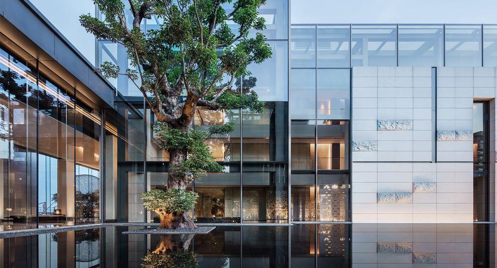 Hotel Club InterContinental. Proyecto de renovación de Cheng Chung Design